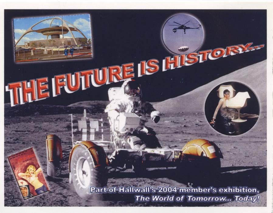 THE FUTURE IS HISTORY: THE RISE AND FALL OF SPACE AGE CULTURE and DESIGN