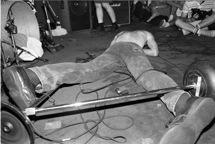 <em>Salad Days: A Decade of Punk in Washington, DC (1980-90)</em>