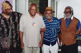 William Parker, Henry Grimes, Amiri Baraka, Bill Dixon