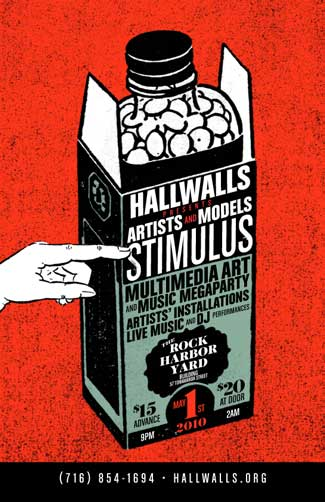 stimulus poster