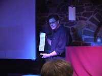 Bruce Adams - Science & Art Cabaret - Part 1