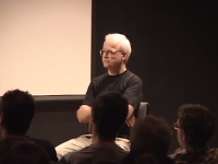 Tony Conrad & Branden Joseph discuss the films of Tony Conrad