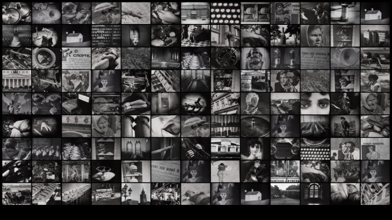 Renée Lear - Every Shot from Dziga Vertov's Man with a Movie ...