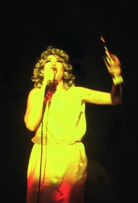 Ann Magnuson, March '83