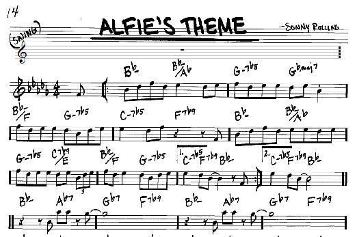 Jazz Noir: Alfie - 5/30/13 - Hallwalls
