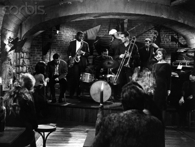 Jazz Noir: Paris Blues - 5/23/13 - Hallwalls