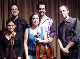 Mivos Quartet and Ned Rothenberg